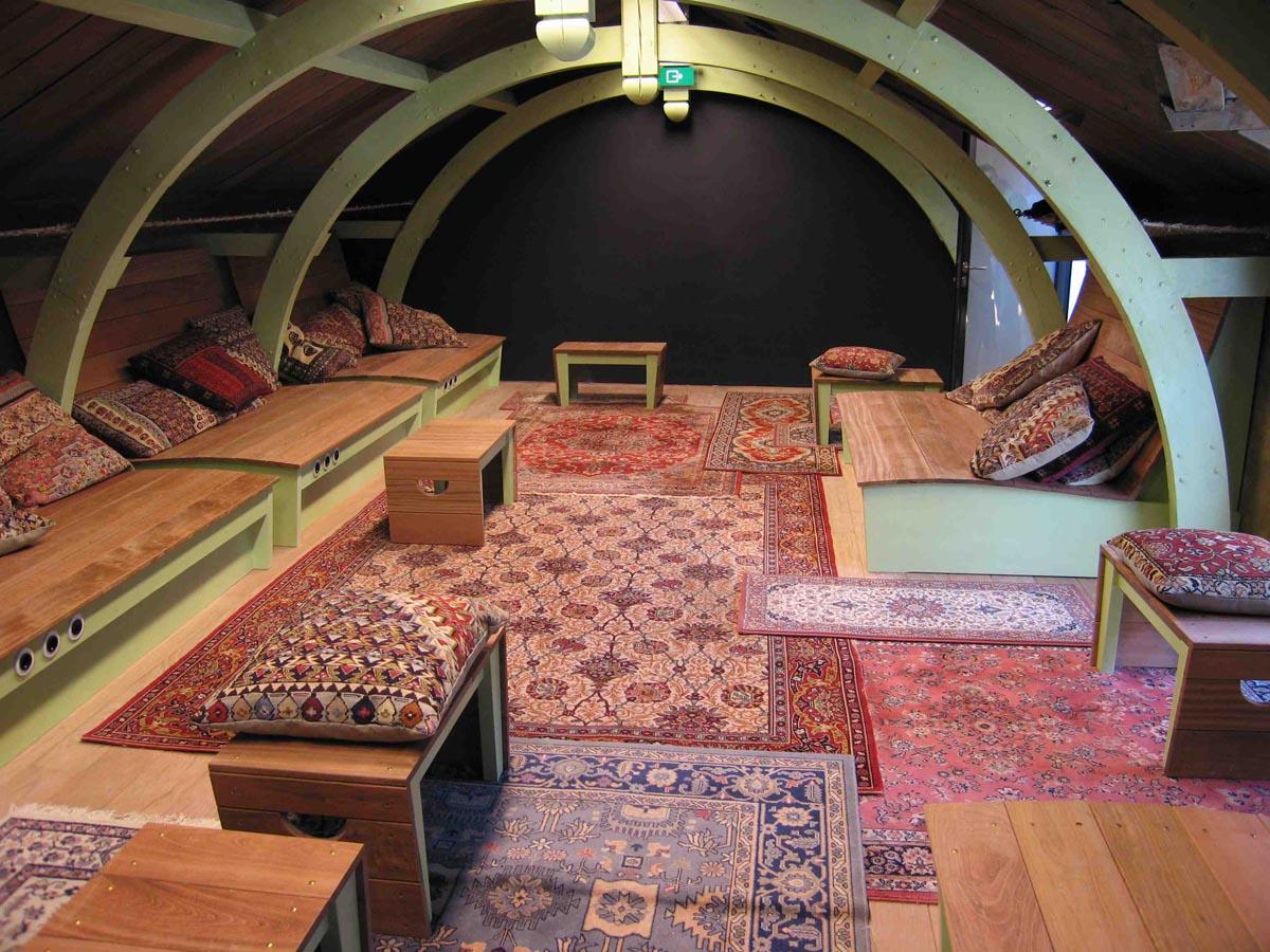 Drift 23 Loungezolder Unversiteit Utrecht