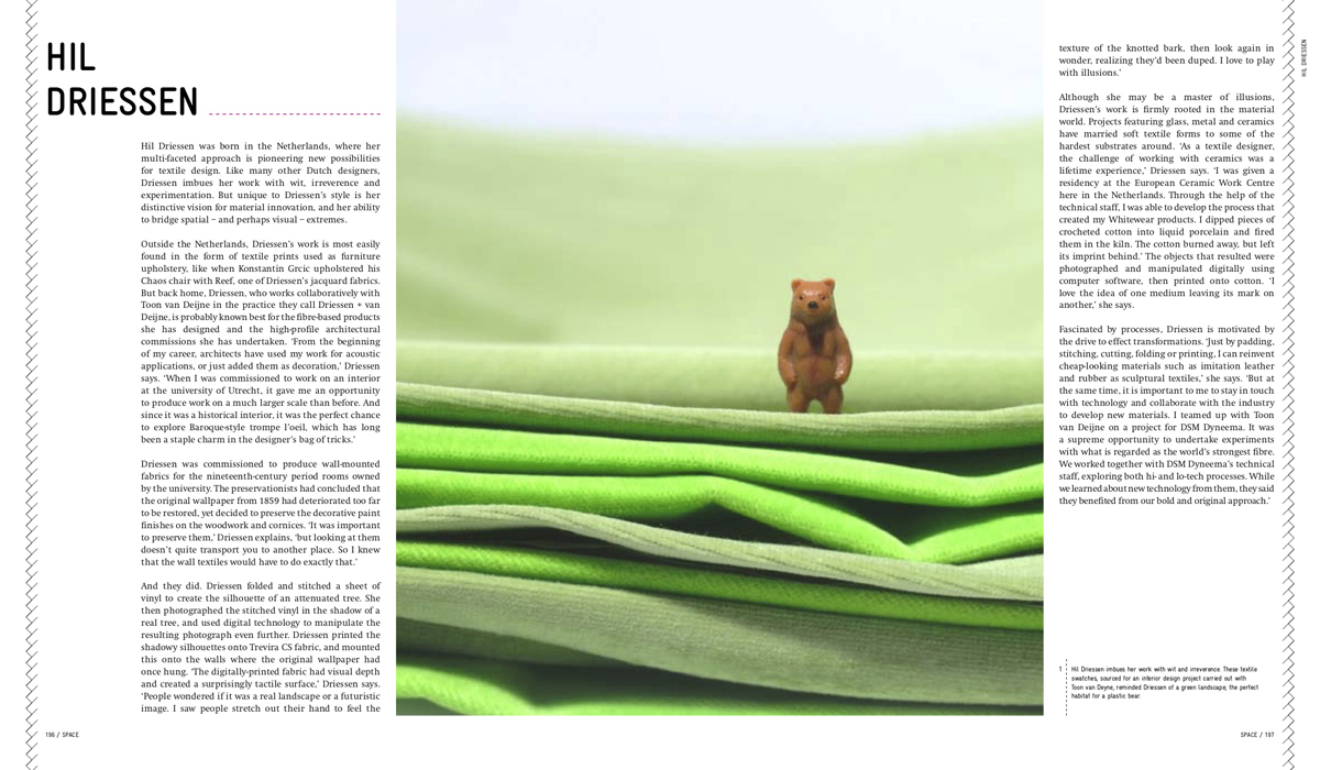 Textile designers driessenenvandeijne.design