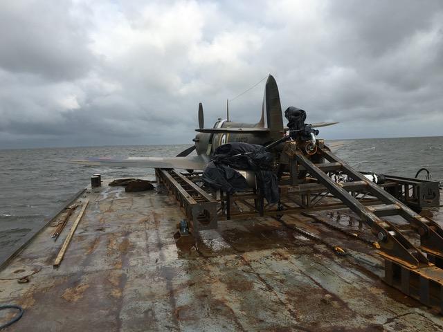 Dunkirk Film met Christopher Nolan special propmaster Toon van Deijne