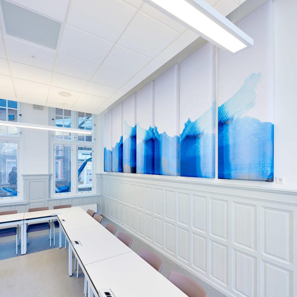 akoestische panelen Janskerkhog driessenenvandeijne.design