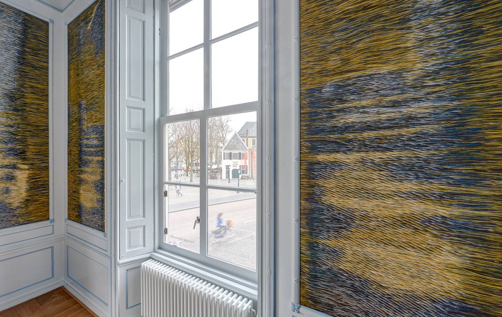 stijlkamers Janskerkhof Universiteit Utrecht