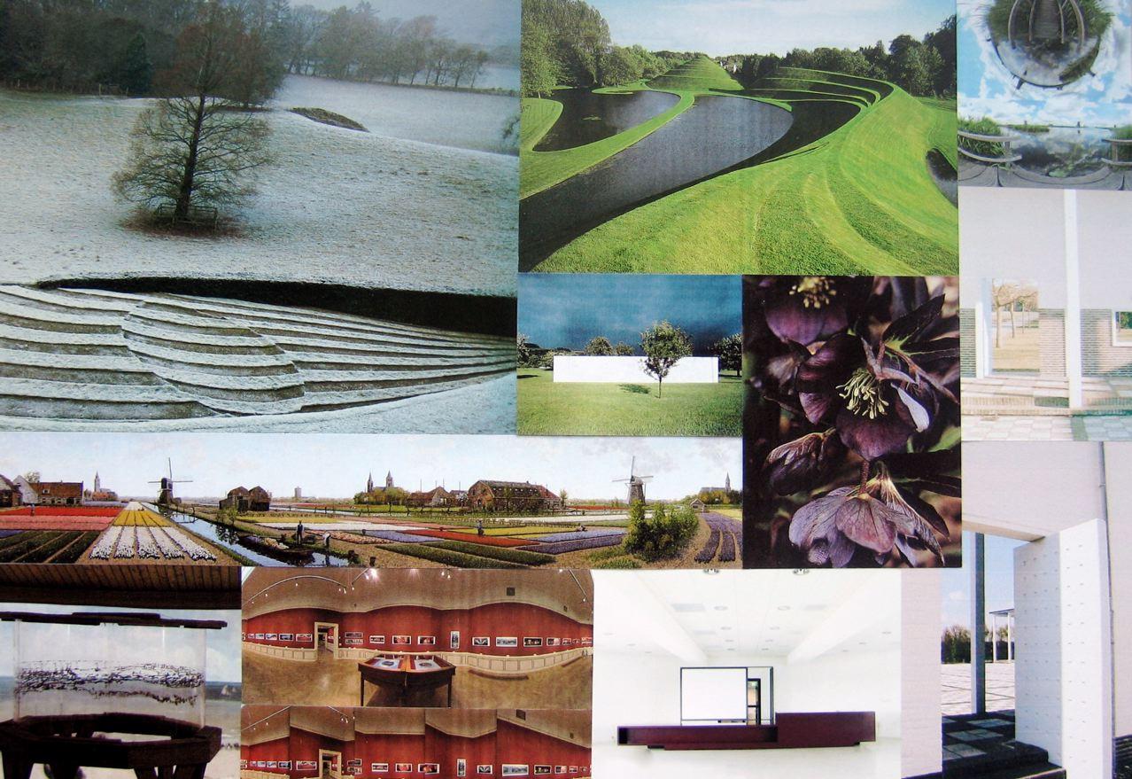 dudok Hilversum collage