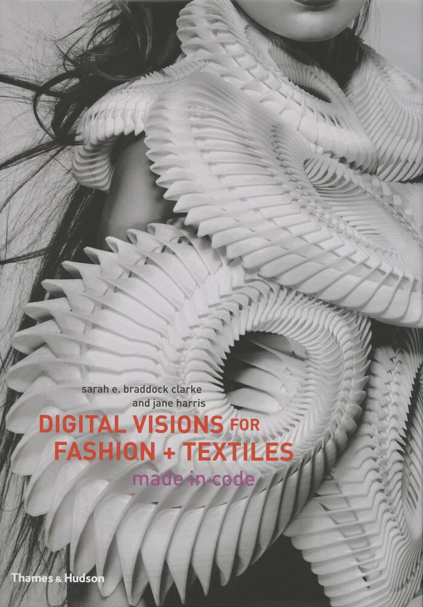 digital visions for fashion + textiles cover