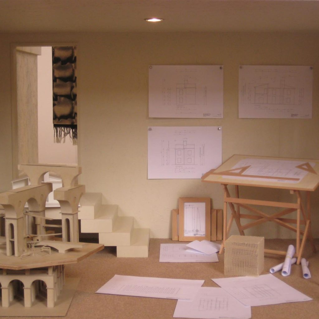Behouden Huis maquette Terpkerk