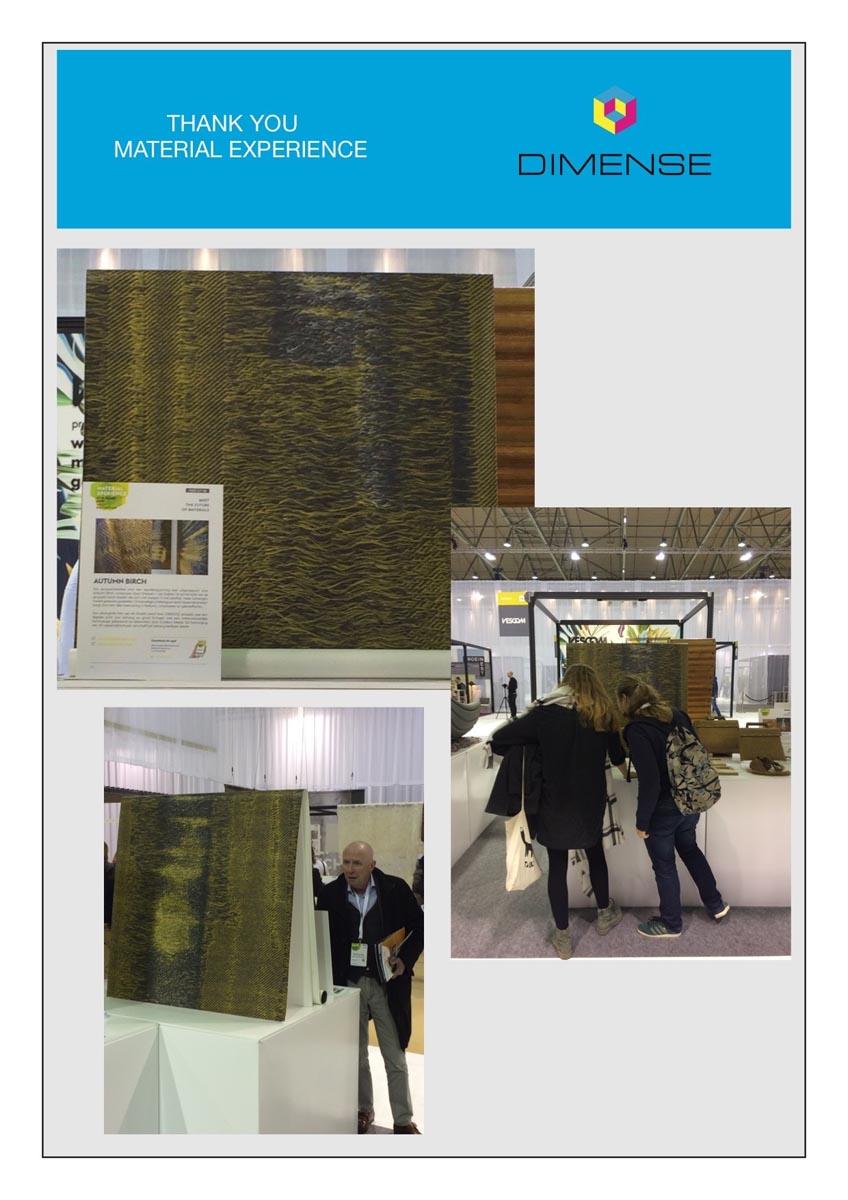 material experience Veika driessenenvandeijne.design