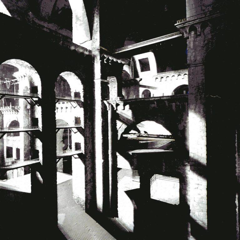 Maquette ontdekking van de Hemel met Jeroen Krabbe